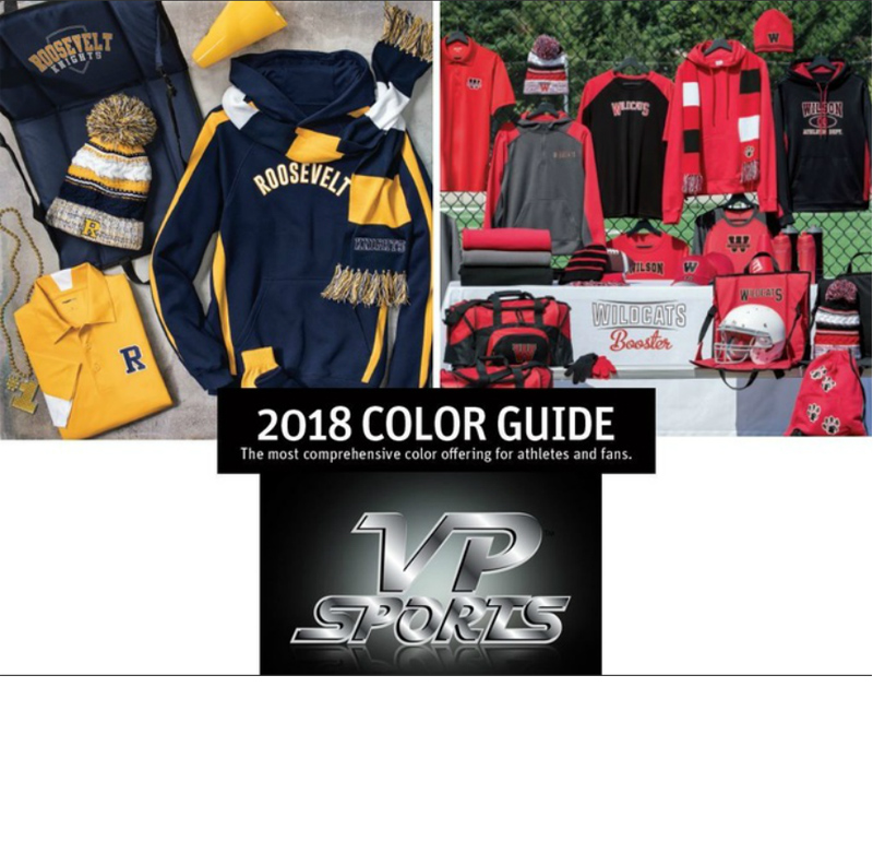 2018 Color Guide